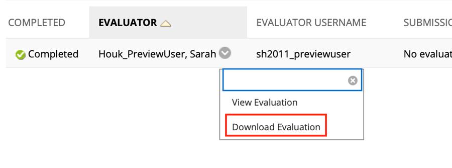 download evaluation link
